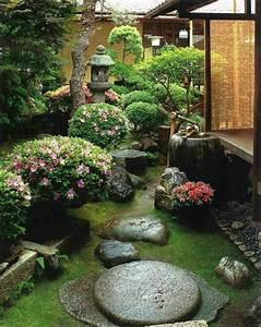 Idée Jardin Japonais : 37 id es cr atives pour un jardin japonais absolument ~ Nature-et-papiers.com Idées de Décoration