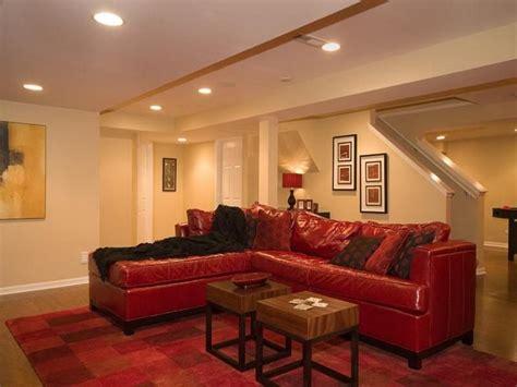 Home Interior Design Ideas For Living Room by Home Design Awesome Basement Ideas For Your Home Modern