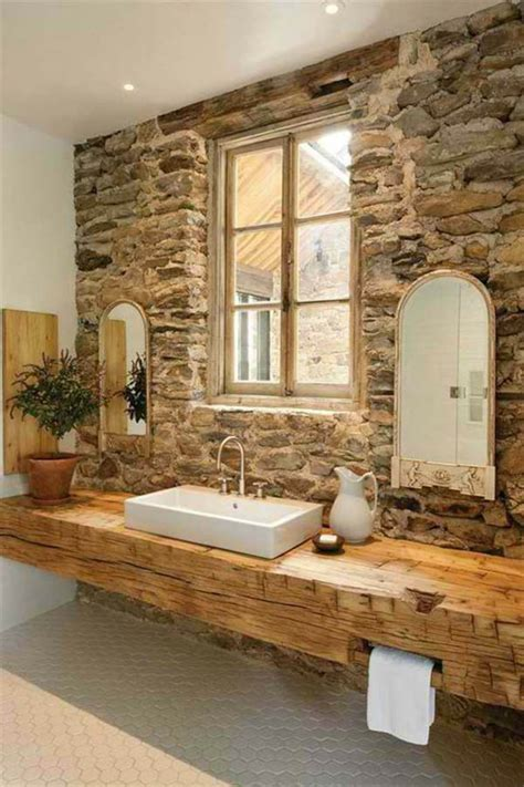 rustic bathroom decor ideas 20 gorgeous rustic bathroom decor ideas to try at home the art in life
