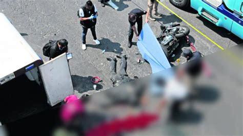 muere motociclista por embestida de conductor en estado de