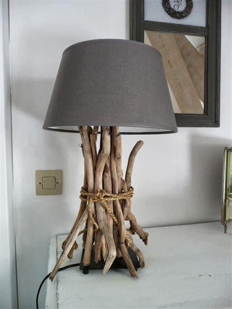 driftwood lamp  diys guide patterns
