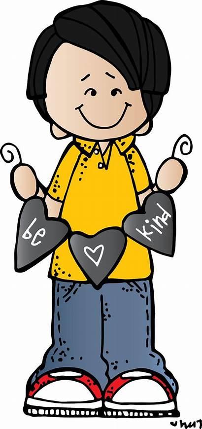 Melonheadz Clipart Lds Clip Kindness Illustrating Activity