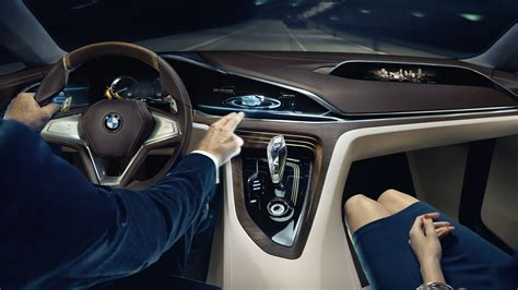 Bmw Vision Future Luxury Interior Youtube