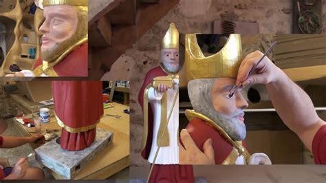 le en papier mache sculpture en papier mach 233