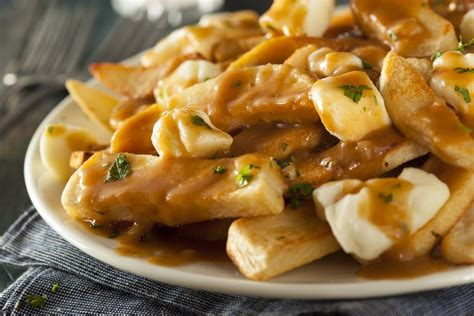 signature canadian dishes poutine askmigration canada fries french