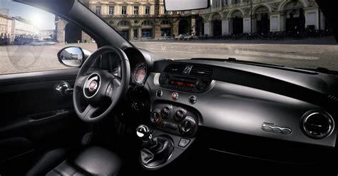 Fiat 500 Sport Interni by Interni Fiat 500 Twinair Italiantestdriver