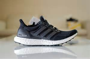 Boost Adidas Black Ultra Core