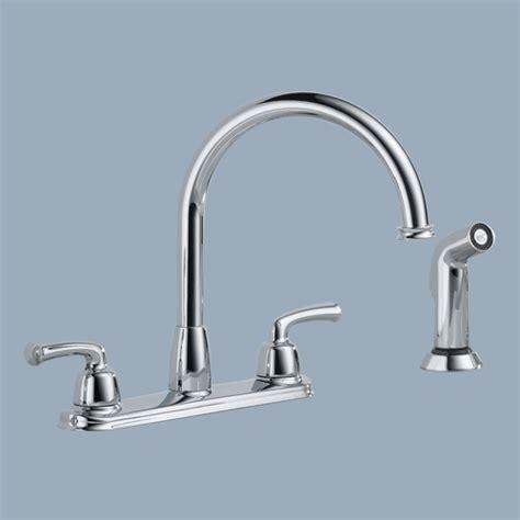 discontinued delta kitchen faucets delta 21916 chrome kitchen faucet discontinued