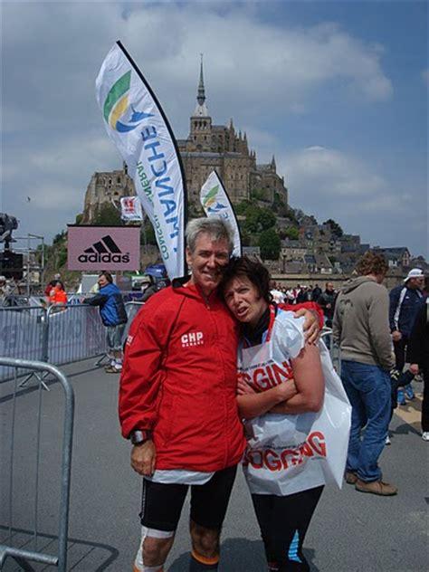 les photos de vincent et v 233 ronique au marathon du mont st michel amicourse