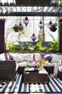 55, Charming, Morocco-style, Patio, Designs