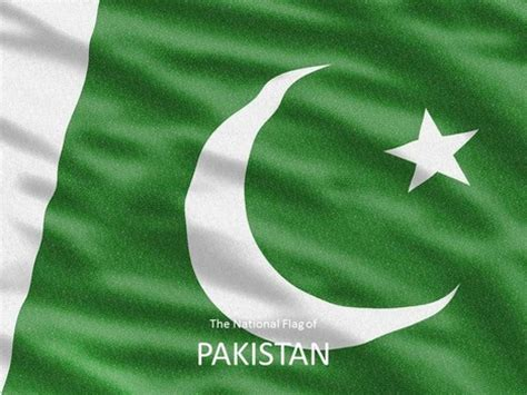 flag  pakistan template