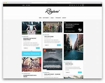 Theme Themes Travel Colorlib Minimal Must Website