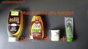 Masque Hydratant Cheveux : le meilleur masque hydratant maison pour cheveux secs et ~ Melissatoandfro.com Idées de Décoration