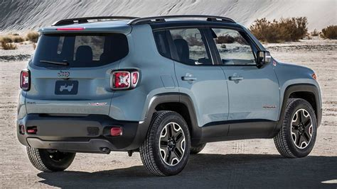 2015 Jeep Renegade Suv Review