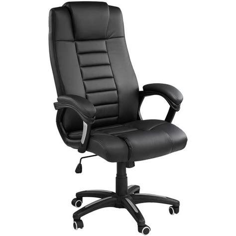 fauteuil de bureau cuir chaise de bureau fauteuil de bureau simili cuir achat