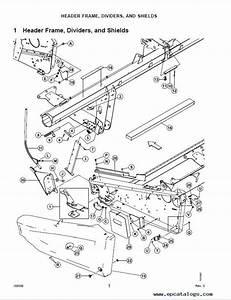 Macdon D65 Draper Header Parts Catalog Pdf Download