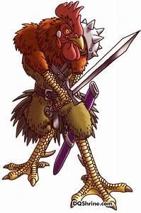 rooster, warrior
