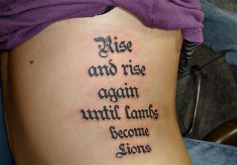 strength tattoo quotes quotesgram