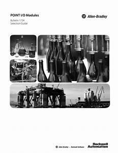 Calam U00e9o  O Modules Bulletin 1734 Selection Guide