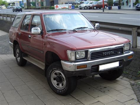 1990 Toyota 4runner by 1990 Toyota 4runner Partsopen