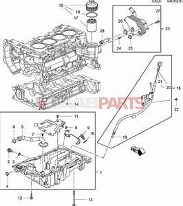 24461500  Saab Oil Level Sensor  2 0t
