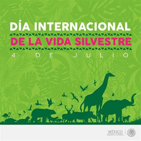 hoy se conmemora el  internacional de la vida silvestre