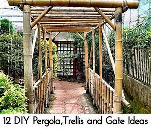 Awesome, Pergola, Trellis, Ideas, For, Your, Front, Yard, 41