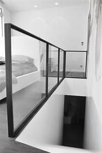 Treppengeländer Mit Glas : die 25 besten ideen zu gel nder auf pinterest treppengel nder und treppen ~ Markanthonyermac.com Haus und Dekorationen
