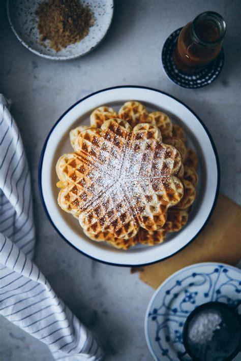 einfaches haselnuss waffelrezept rezept rezepte