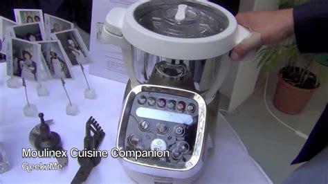 cuisine compagnon moulinex cuisine companion présentation fr