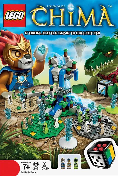 Unofficial Blog About Lego Legend Of Chima Lego Chima
