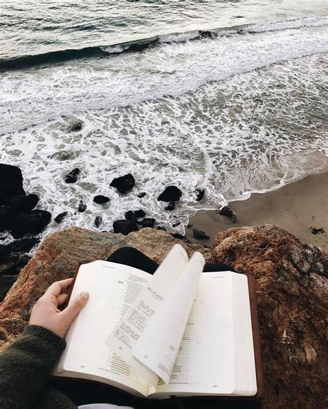 reading   sea bookstagram aesthetics hipsters