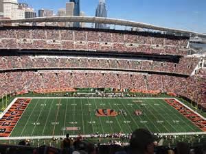 Paul Brown Stadium Cincinnati Bengals
