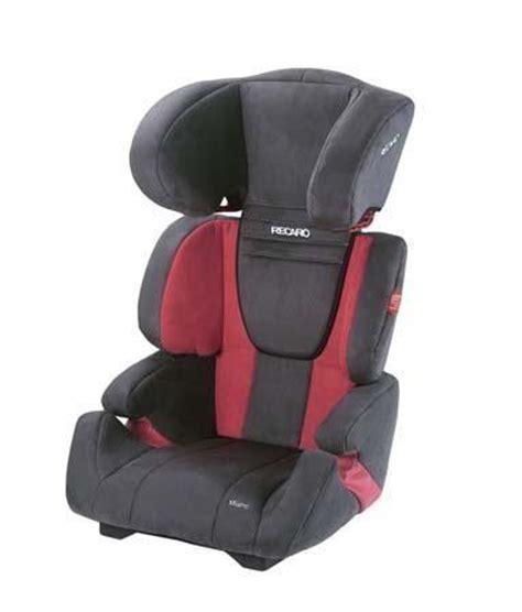 Recaro Milano  Child Car Seat  Lowest Price, Test And
