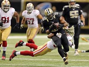USP NFL: SAN FRANCISCO 49ERS AT NEW ORLEANS SAINTS S FBN ...