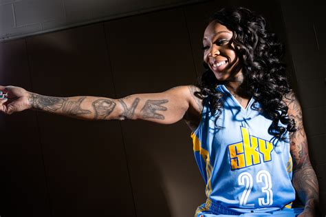 chicago sky players dish  details   tattoos