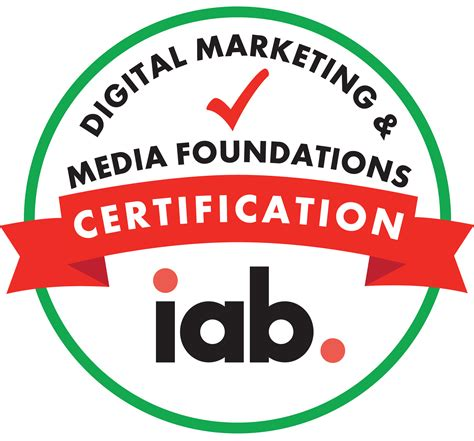 Best Digital Marketing Certificate by Iab Certification Program Grow Your Digital Advertising