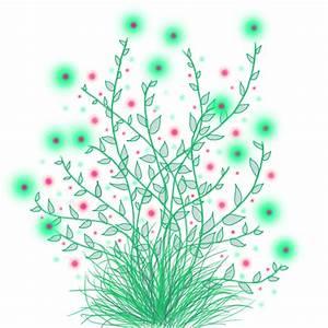 transparent flowers png green by dementiaRunner on DeviantArt