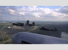 Avro Lancaster from on board the Mosquito HD YouTube