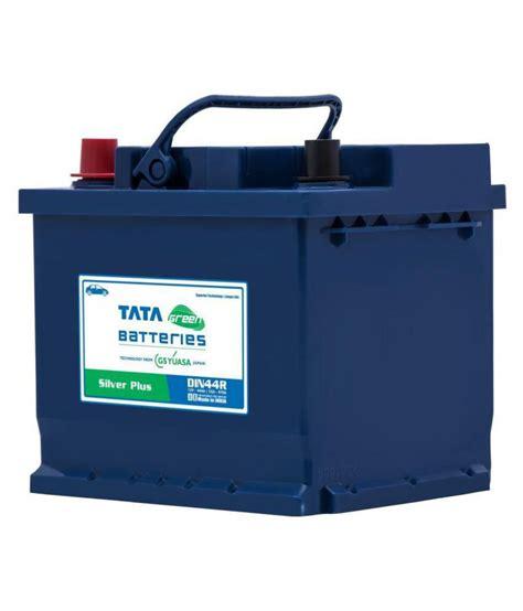 Tata Green Batteries 44 DIN44R Car Ah Battery Price in ...