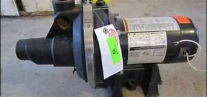 Craftsman Shallow Well Pump Installation Manual