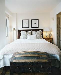 treasure chest cool bedroom ideas lonny With floor lamp next to bed