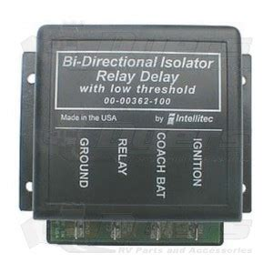 intellitec battery isolator relay delay battery switches testers batteries battery
