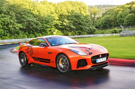 You Can Now Rent A Jaguar F-type Svr To Take You Around