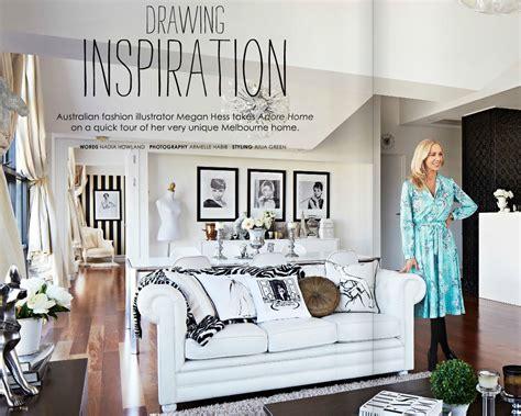 Haute Homes: Inside the home of Fashion Illustrator Megan