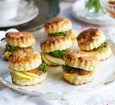 ploughmans scones recipe bbc good food
