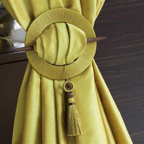 disenos de sujetadores  cortinas  decoracion de