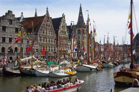 Bootjes Gent by De Bootjes Van Gent Oost Vlaanderen Wattedoen Be