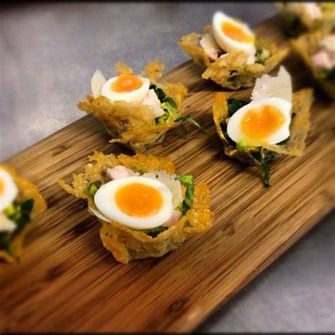 canape food caesar salad anyone dining canapes from the poet