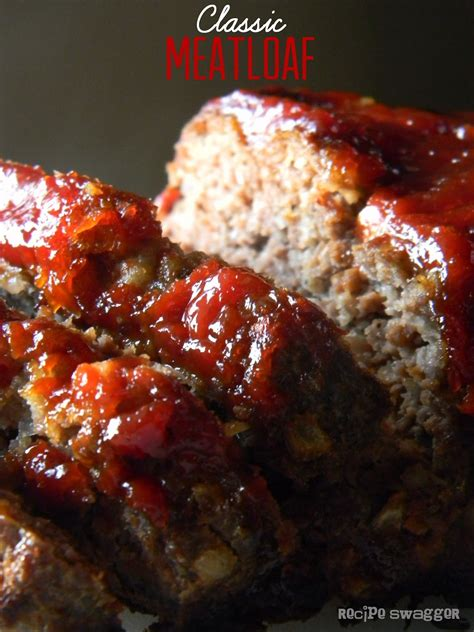 View top rated grandmas meatloaf recipes with ratings and reviews. Recipe Swagger: Classic Meatloaf | Recipes, Classic meatloaf